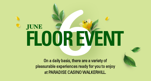 Floor Event in JUNE