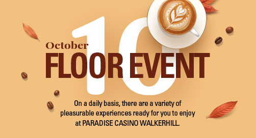Floor Event in OCTOBER