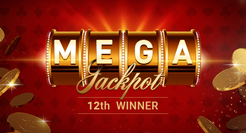 MEGA JACKPOT 12th WINNER