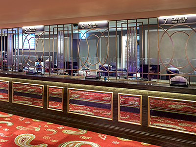 You can purchage gaming chips at open tables any time you want. If you purchase game chips with foreign money, you need to keep the receipt. In case of exchaging, you should show the receipt. <br/>For our guests' convenience, ATM machines are also available next to the Exchange Booths inside the casino.